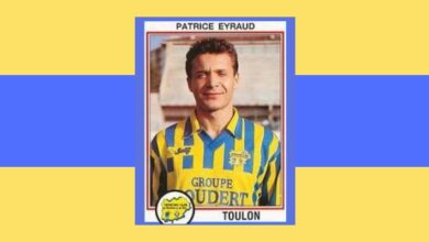 Photo de Patrice Eyraud : Dans aucun autre club tu n'as de l'ambiance et du public… A Toulon, oui !