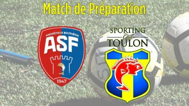 Photo de Amical : Andrézieux SF – SC Toulon