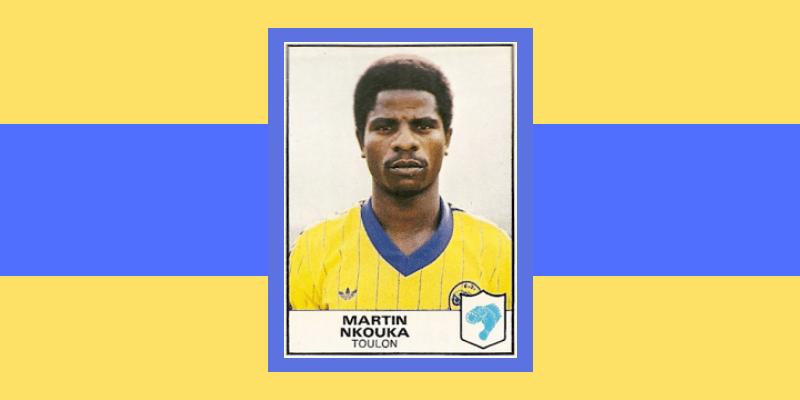 Martin nkouka