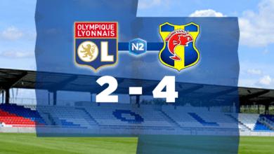 Photo of O. Lyonnais – SC Toulon, le compte-rendu du match
