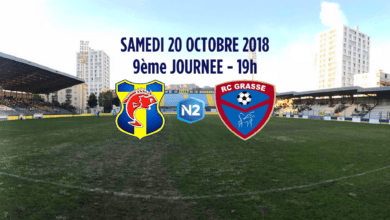 Photo de N2 J9 : SC TOULON – RC GRASSE