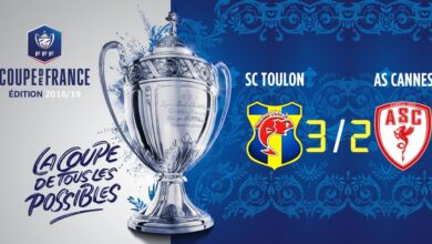 Photo de SC Toulon – AS Cannes, le compte-rendu du match
