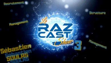 Photo de Le RazCast Show, épisode III