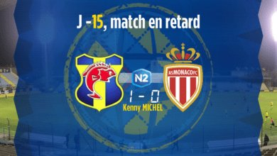 Photo de SC Toulon – AS Monaco, le compte-rendu