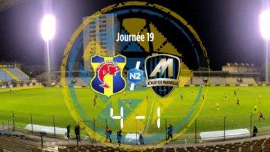 Photo de SC Toulon – Athlético Marseille, le compte-rendu (J19)