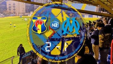Photo de SC Toulon – Olympique de Marseille, le compte-rendu (J20)