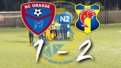 Photo de RC Grasse – SC Toulon, le compte-rendu (J23)