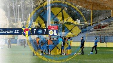 Photo de SC Toulon – Olympique Lyonnais (B), le compte-rendu du match (J22)
