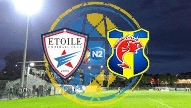 Photo of ETOILE FC – SC TOULON