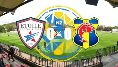 Photo of Etoile FC – SC Toulon (J18), le compte-rendu