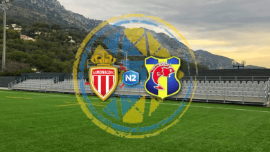 Photo de AS MONACO – SC TOULON (J29)