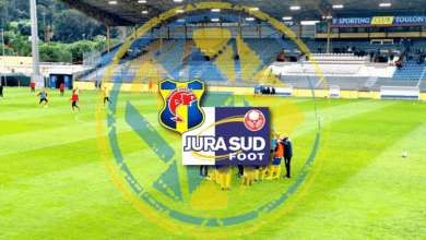 Photo de SC TOULON – JURA SUD FOOT (J28)