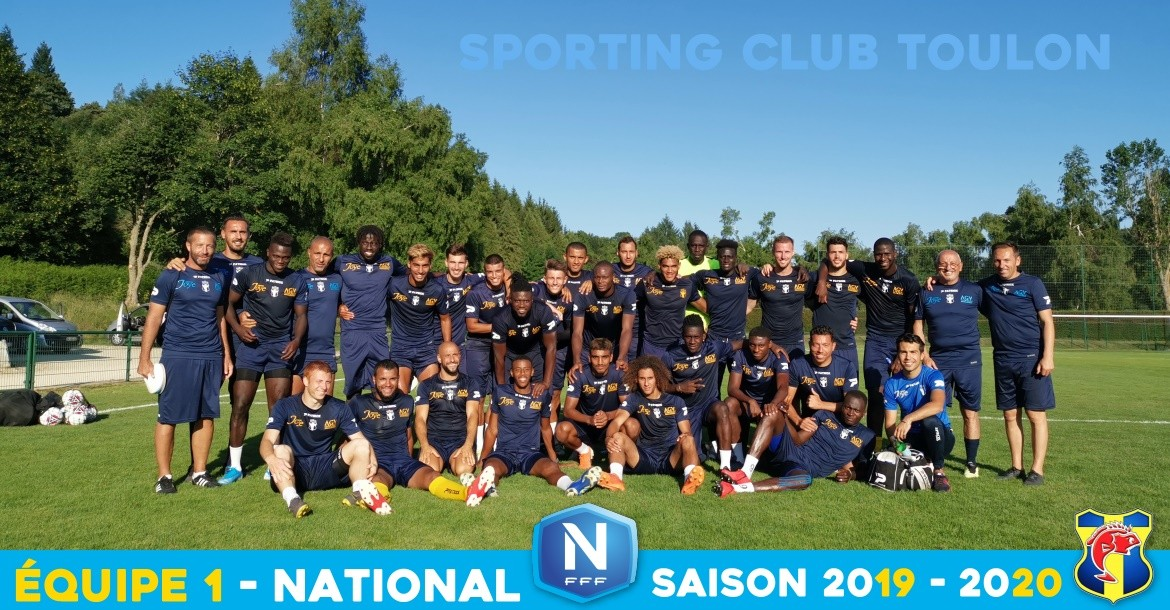 Equipe 1 - National 2019-2020