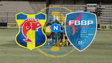 Photo of National J4 – SC TOULON – F BOURG EN BRESSE PERONNAS 01