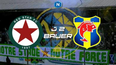 Photo de National J2 : RED STAR FC – SC TOULON