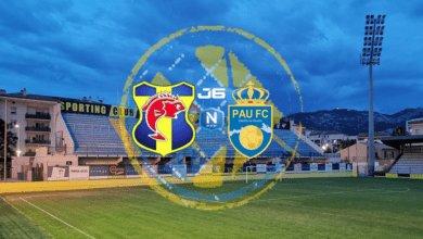 Photo of National J6 : SC TOULON – PAU FC
