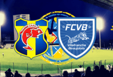 Photo of National J23, SC TOULON – FC VILLEFRANCHE BEAUJOLAIS