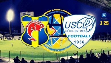 SC Toulon - US Créteil Lusitanos, crédit photo : MAO
